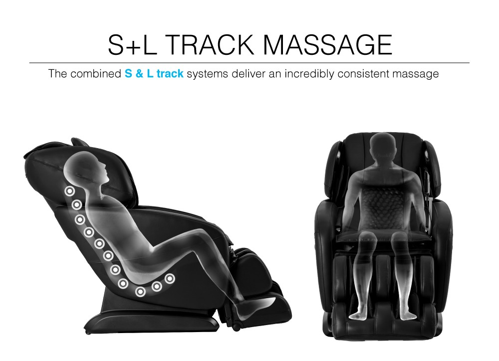 sl track massage chair