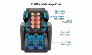 OOTORI full body electric massage chair 2021